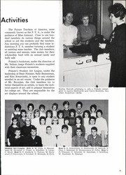Pulaski High School - Cavalier Yearbook (Milwaukee, WI) online yearbook collection, 1963 Edition, Page 43 of 200