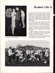 Pulaski High School - Cavalier Yearbook (Milwaukee, WI) online yearbook collection, 1966 Edition, Page 14 of 222
