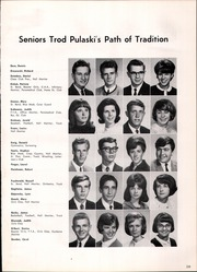Pulaski High School - Cavalier Yearbook (Milwaukee, WI) online yearbook collection, 1966 Edition, Page 159 of 222