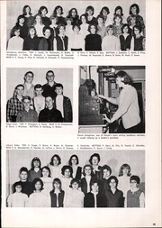 Pulaski High School - Cavalier Yearbook (Milwaukee, WI) online yearbook collection, 1966 Edition, Page 87