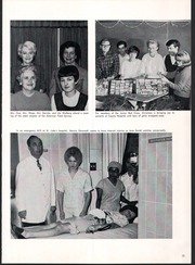 Pulaski High School - Cavalier Yearbook (Milwaukee, WI) online yearbook collection, 1967 Edition, Page 19 of 206