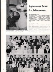 Pulaski High School - Cavalier Yearbook (Milwaukee, WI) online yearbook collection, 1967 Edition, Page 36 of 206