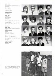 Pulaski High School - Cavalier Yearbook (Milwaukee, WI) online yearbook collection, 1968 Edition, Page 160
