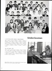 Pulaski High School - Cavalier Yearbook (Milwaukee, WI) online yearbook collection, 1968 Edition, Page 32 of 192