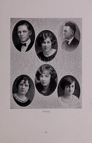 Pulaski High School - Oriole Yearbook (Pulaski, VA) online yearbook collection, 1925 Edition, Page 15