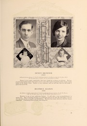 Pulaski High School - Oriole Yearbook (Pulaski, VA) online yearbook collection, 1929 Edition, Page 45
