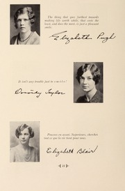 Pulaski High School - Oriole Yearbook (Pulaski, VA) online yearbook collection, 1930 Edition, Page 28