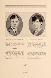 Pulaski High School - Oriole Yearbook (Pulaski, VA) online yearbook collection, 1930 Edition, Page 45