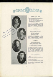 Pulaski High School - Oriole Yearbook (Pulaski, VA) online yearbook collection, 1932 Edition, Page 22 of 110