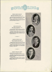 Pulaski High School - Oriole Yearbook (Pulaski, VA) online yearbook collection, 1932 Edition, Page 23