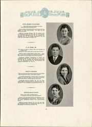 Pulaski High School - Oriole Yearbook (Pulaski, VA) online yearbook collection, 1932 Edition, Page 27