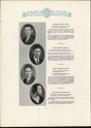 Pulaski High School - Oriole Yearbook (Pulaski, VA) online yearbook collection, 1932 Edition, Page 28 of 110