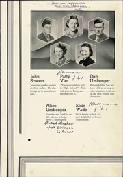 Pulaski High School - Oriole Yearbook (Pulaski, VA) online yearbook collection, 1936 Edition, Page 31 of 98