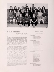 Pulaski High School - Oriole Yearbook (Pulaski, VA) online yearbook collection, 1940 Edition, Page 56