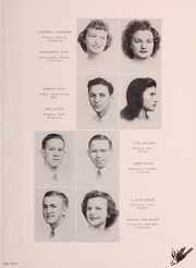 Pulaski High School - Oriole Yearbook (Pulaski, VA) online yearbook collection, 1945 Edition, Page 19