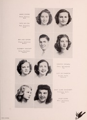 Pulaski High School - Oriole Yearbook (Pulaski, VA) online yearbook collection, 1945 Edition, Page 21
