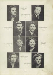 Pulaski High School - Oriole Yearbook (Pulaski, VA) online yearbook collection, 1946 Edition, Page 25 of 98