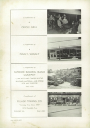 Pulaski High School - Oriole Yearbook (Pulaski, VA) online yearbook collection, 1948 Edition, Page 102