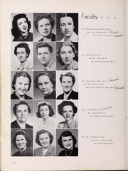 Pulaski High School - Oriole Yearbook (Pulaski, VA) online yearbook collection, 1950 Edition, Page 16 of 116