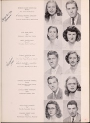 Pulaski High School - Oriole Yearbook (Pulaski, VA) online yearbook collection, 1950 Edition, Page 23 of 116