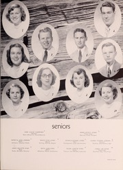 Pulaski High School - Oriole Yearbook (Pulaski, VA) online yearbook collection, 1952 Edition, Page 25