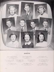 Pulaski High School - Oriole Yearbook (Pulaski, VA) online yearbook collection, 1953 Edition, Page 20