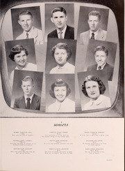 Pulaski High School - Oriole Yearbook (Pulaski, VA) online yearbook collection, 1953 Edition, Page 23