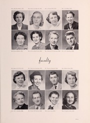 Pulaski High School - Oriole Yearbook (Pulaski, VA) online yearbook collection, 1954 Edition, Page 15 of 128