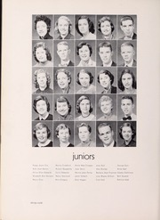 Pulaski High School - Oriole Yearbook (Pulaski, VA) online yearbook collection, 1955 Edition, Page 44