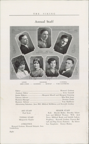 Puyallup High School - Viking Yearbook (Puyallup, WA) online yearbook collection, 1928 Edition, Page 12