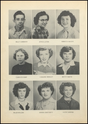 Quapaw High School - Wildcat Yearbook (Quapaw, OK) online yearbook collection, 1953 Edition, Page 16