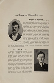 Quincy High School - Oriole Yearbook (Quincy, MI) online yearbook collection, 1910 Edition, Page 10