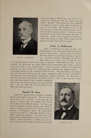 Quincy High School - Oriole Yearbook (Quincy, MI) online yearbook collection, 1910 Edition, Page 11 of 86
