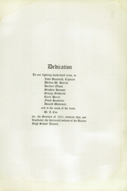 Page 11, 1921 Edition, Racine High School - Kipikawi Yearbook (Racine, WI) online yearbook collection