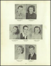 Racine High School - Racina Yearbook (Racine, OH) online yearbook collection, 1950 Edition, Page 14