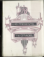 Racine Lutheran High School - Citadel Yearbook (Racine, WI) online yearbook collection, 1978 Edition, Cover