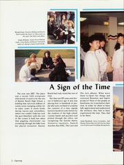 Rainier Beach High School - Valhalla Yearbook (Seattle, WA) online yearbook collection, 1987 Edition, Page 6