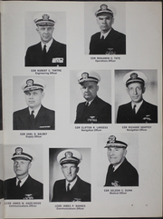 Randolph (CVS 15) - Naval Cruise Book online yearbook collection, 1962 Edition, Page 17