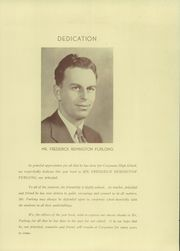 Ravena Coeymans Selkirk High School - Memoirs Yearbook (Ravena, NY) online yearbook collection, 1939 Edition, Page 5
