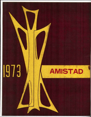 Raymond Cree Middle School - Amistad Yearbook (Palm Springs, CA) online yearbook collection, 1973 Edition, Cover