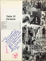 Raymond Cree Middle School - Amistad Yearbook (Palm Springs, CA) online yearbook collection, 1973 Edition, Page 7