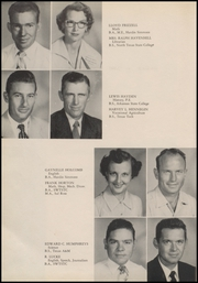 Reagan County High School - Owl Yearbook (Big Lake, TX) online yearbook collection, 1954 Edition, Page 14