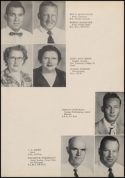 Reagan County High School - Owl Yearbook (Big Lake, TX) online yearbook collection, 1954 Edition, Page 15 of 120
