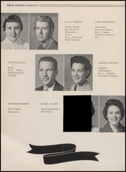 Reagan County High School - Owl Yearbook (Big Lake, TX) online yearbook collection, 1958 Edition, Page 16