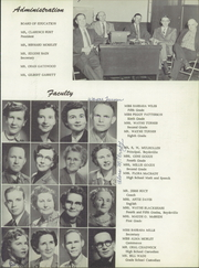 Rector High School - Cats Paw Yearbook (Rector, AR) online yearbook collection, 1957 Edition, Page 7