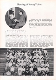 Red Lion Area High School - Lion Yearbook (Red Lion, PA) online yearbook collection, 1955 Edition, Page 66
