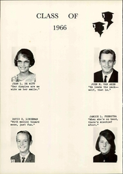 Redlands Christian School - Echo Yearbook (Redlands, CA) online yearbook collection, 1966 Edition, Page 16