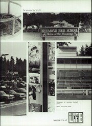 Redmond High School - Mustang Yearbook (Redmond, WA) online yearbook collection, 1987 Edition, Page 21