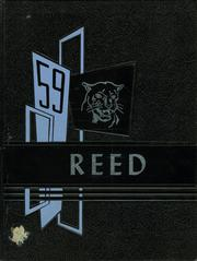 Reedsville High School - Reed Yearbook (Reedsville, WI) online yearbook collection, 1959 Edition, Page 1