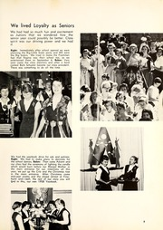 Regina High School - Regina Ancile Yearbook (Norwood, OH) online yearbook collection, 1958 Edition, Page 11